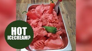 世界で最も危険な激辛アイスクリーム。ブート・ジョロキア級にスパイシーな「悪魔の吐息」が爆誕(スコットランド)
