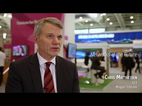Future networks need high bandwidth and low latency says Magyar Telekom CEO