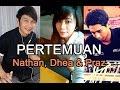 Pertemuan Nathan Fingerstyle, Dhea Puse Shakwa Praz Eka Rhoma Irama