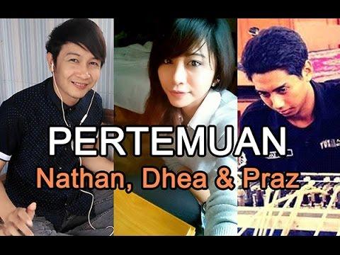 (Pertemuan) Nathan Fingerstyle, Dhea Puse Shakwa & Praz Eka (Rhoma Irama)