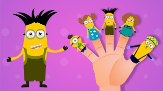 Семья пальчиков на русском. Пальчиковые краски. Песенки для детей. Учим цвета. Развивающие мультики.