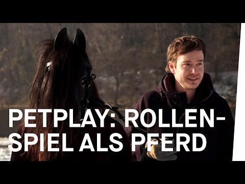 Petplay: Rollenspiel als Pferd (Folge 4/5: Was ist so geil an einem Fetisch?)
