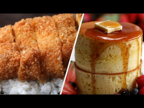 5 Recipes That Will Take You Straight To Japan •Tasty
