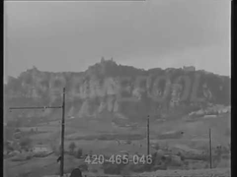 1957 - Colpo di stato a San Marino (Fatti di Rovereta)