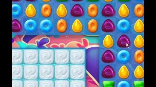 Candy Crush Jelly Saga LEVEL 166★★★ STARS ( No boosters )