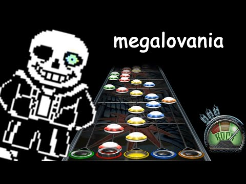 Guitar Hero Custom: MEGALOVANIA (Metal Cover by RichaadEB) - Undertale