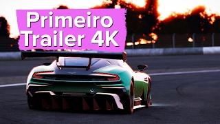 Project Cars 2 confirmado para 2017 - Primeiro Trailer - 4K / 60 fps