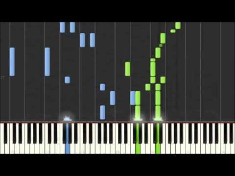 Hari Kiyomi Song Piano [Synthesia] 하리 귀요미송 Gwiyomi Cutie Song 可爱颂 鋼琴