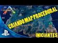 ARK SURVIVAL EVOLVED PS4 - [INICIANTES] CRIANDO MAP PROCEDURAL TUDO QUE SEI.[PT-BR]