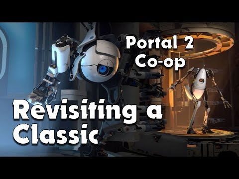 Revisiting a Classic With a Friend - Portal 2 Co-op