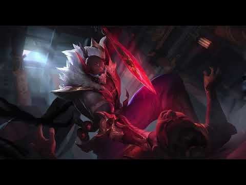 Blood Moon Pyke Motion Graphics Fanart The Rookies