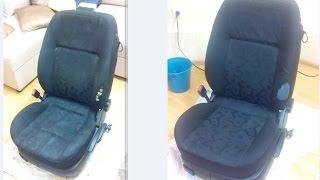 Снятие обшивки с переднего сиденья фольксваген гольф 4 Removing cover from the front seat  vw mk 4