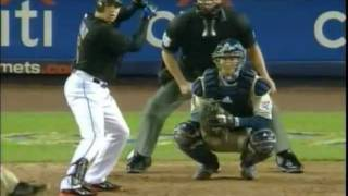 Carlos Beltran and Carlos Delgado - Home Run clips - Baseball