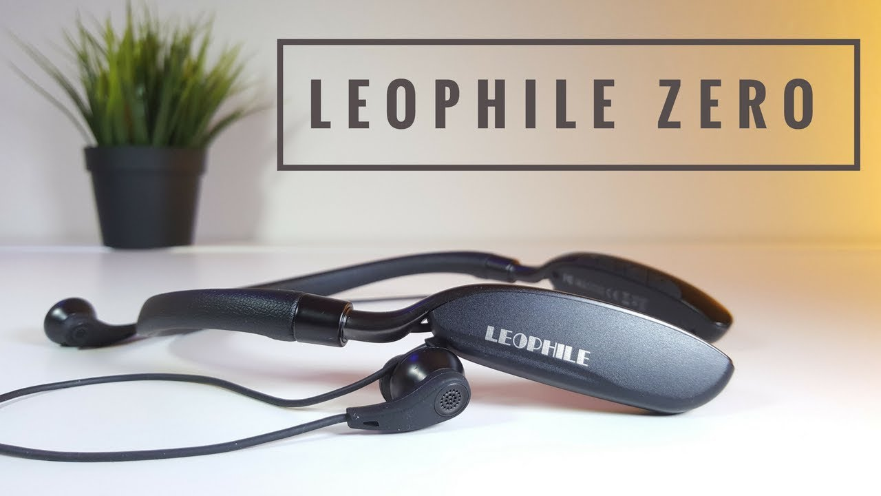 b790ff36563 Leophile ZERO Wireless Headphones Review - Premium with ANC ! - YouTube