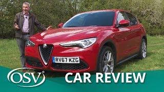 Alfa Romeo Stelvio 2018 In-Depth Review | OSV Learning Centre