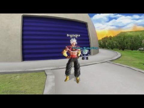 Xenoverse 2 Godly QQ Bang!