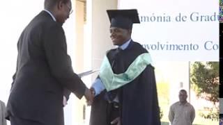 1a. Cerimónia de Graduação do Curso de Desenvolvimento Comunitário ISET/ OWU