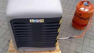 Agregaty Gazowe, Agregat prądotwórcze gazowe LPG, NG gaz ziemny
