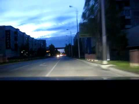 Russian street racing