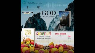 God Meets the World and Choose Life by Batya Shemesh Podcast with Paul