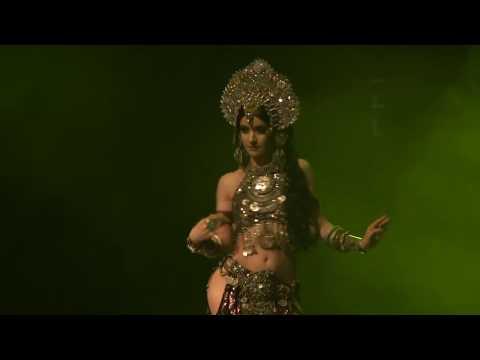 Habibi Lal, КИРА ЛЕБЕДЕВА, Украина | TRIBAL BEAT FEST 2016