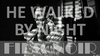 He Walked By Night (1948) [English Subs, Full Movie, Film Noir]