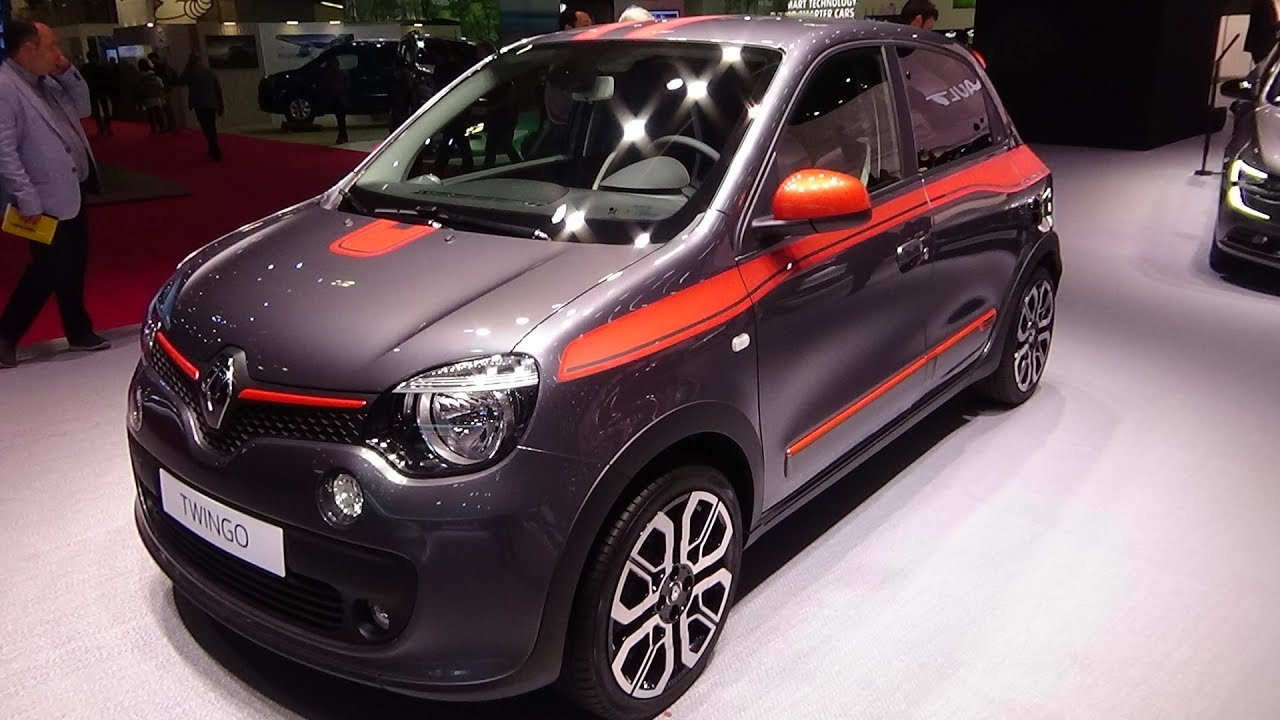 2019 Renault Twingo GT TCe 110 - Exterior and Interior - Paris Auto Show  2018