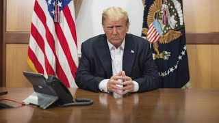 Discharging Trump today 'doesn't make sense': respirologist