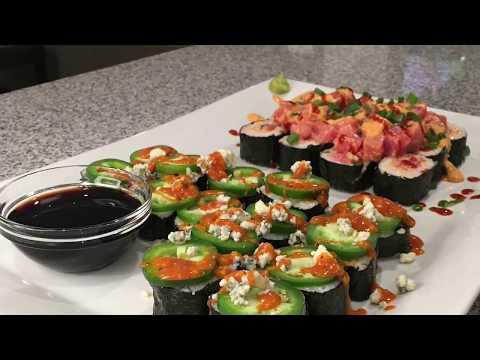 Episode 2 - The Sushi Bazooka