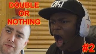 FIFA 14 | KSI VS Bateson | DOUBLE OR NOTHING!!