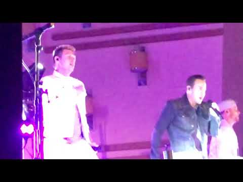 Backstreet Boys Don't Go Breaking My Heart live at The Cosmopolitan Boulevard Pool SPF Vegas 2018
