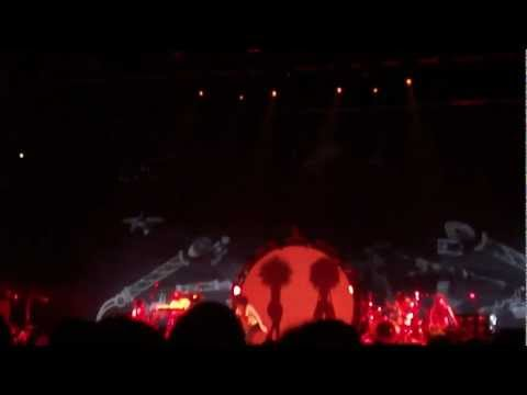 SHAKA PONK Battle drum, Roots bloody roots, Spit You Out, I'm a Lady, Song 2 PARIS BERCY 2013