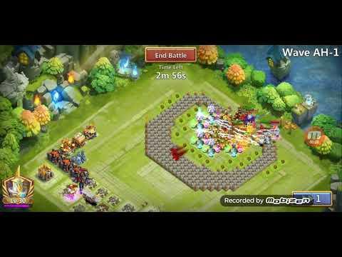 Castle Clash HBM AH (F2P)