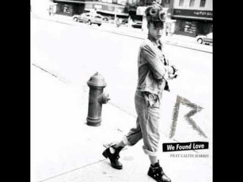 Rihanna ft. Calvin Harris -We Found Love (Extended Mix)