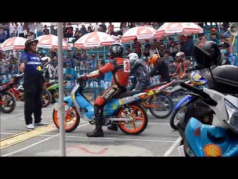 Drag Bike Racing Road Race Supra Drag 150cc