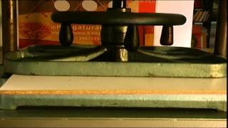 Caratteri mobili - Legatoria Librare