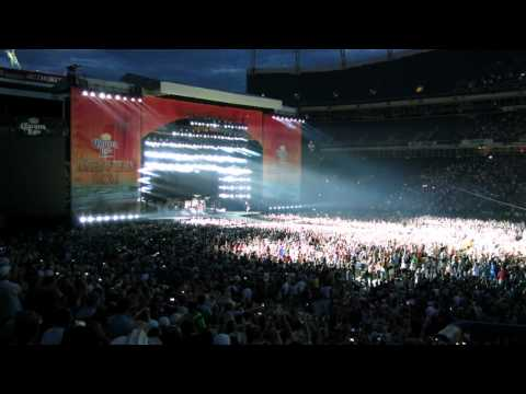 Kenny Chesney - Sports Authority Field at Mile High