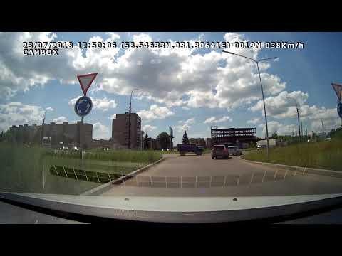 Великий Новгород -  микрорайон Ивушки - ул Большая Московская