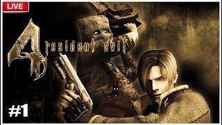 Resident Evil 4 GAMEPLAY PS4 ESPAÑOL #1