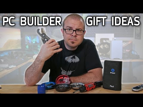 PC Builder Gift Ideas! 4 Optional But Really Good PC Tools