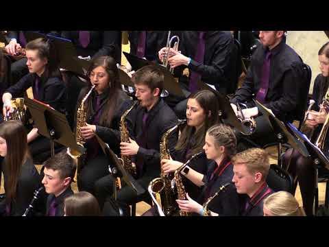 South Lanarkshire Orchestral Society - Flight of the Piasa by Robert Sheldon