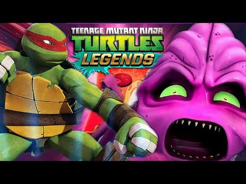 FIRST TIME ON THIS CHANNEL!   Teenage Mutant Ninja Turtles Legends Gameplay EPISODE 1