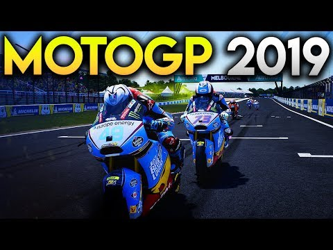 MOTO 2 FINALE! – MotoGP 2019 Mod Career Mode Gameplay Part 9 (Moto2)