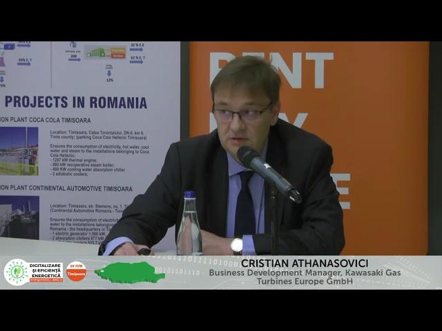 Cristian Athanasovici (Kawasaki) Digitalizare și Eficiență energetică – Timișoara