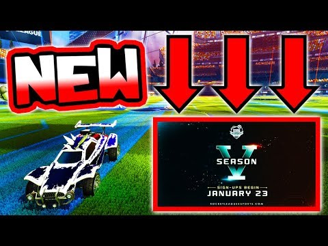 UPDATE | NEW SEASON OF RLCS ANNOUNCED!! ( Road to Grand Champion - Rocket League ) thumbnail