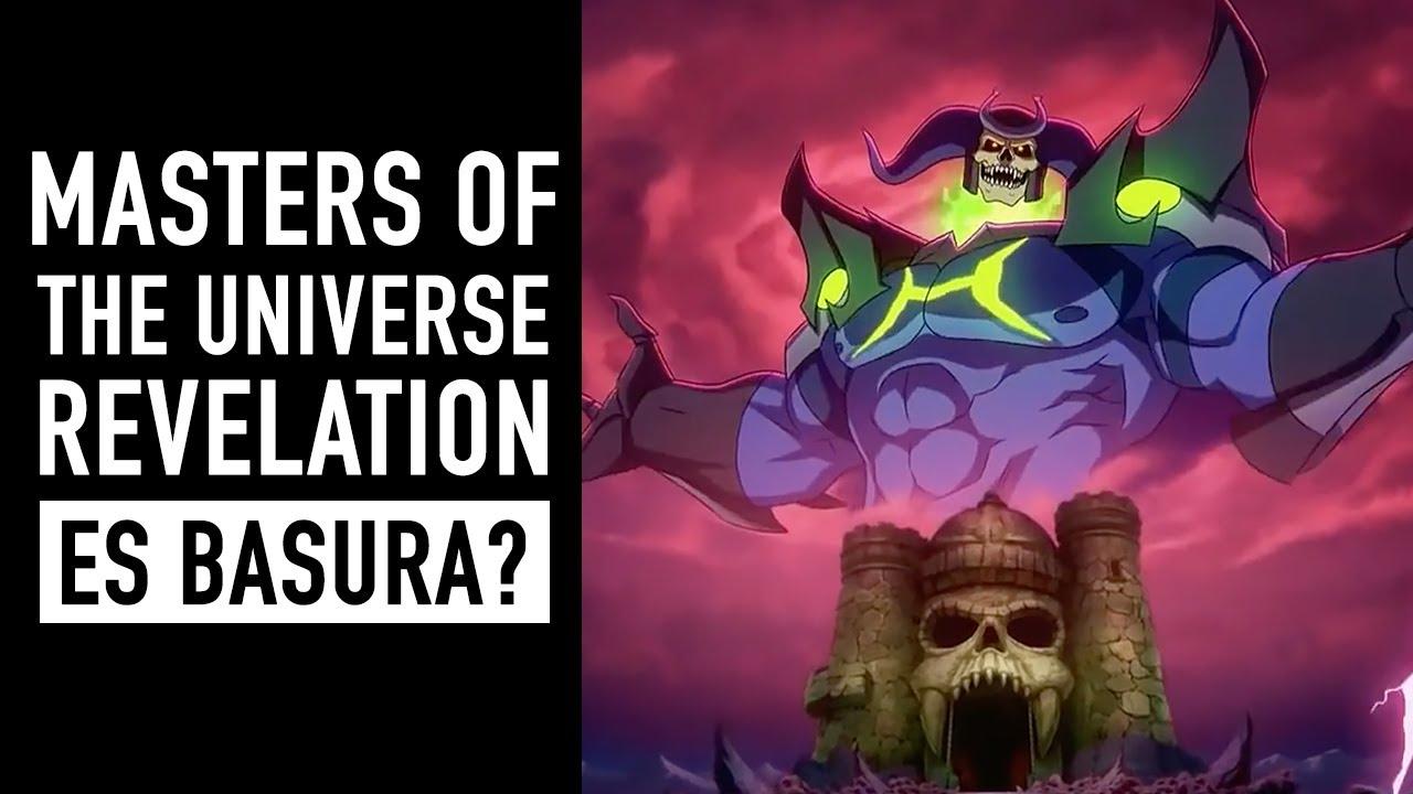 Masters of the Universe: Revelation ¿Es basura? I Netflix