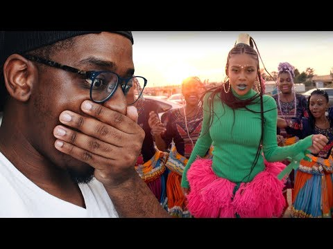 Dumi Hi Phone - Sho Madjozi & PS DJ's | #MpanzaReacts