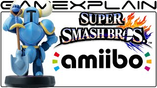 Smash Bros getting Shovel Knight amiibo Support? Or just a Mistake?