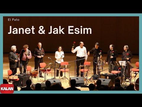 Janet & Jak Esim - El Pato [ Adio © 2006 Kalan Müzik ]