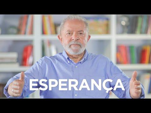 PRONUNCIAMENTO DE LULA NO 1º DE MAIO